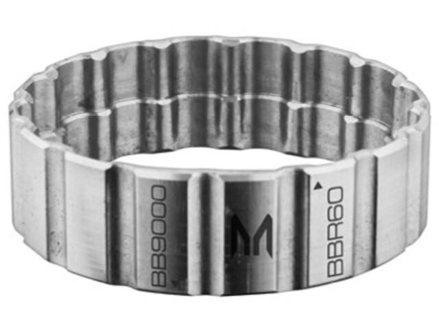 Birzman Bottom Bracket Adapter for BB Socket Hollowtech II, silver